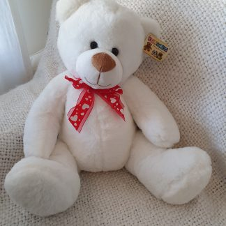 large deluxe plush valentines Teddy