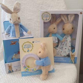 Peter Rabbit Nursery Toys