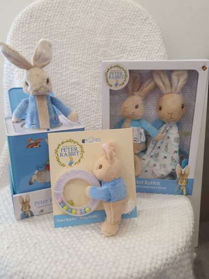 Peter Rabbit Nursery Toys