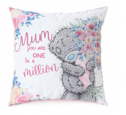 Mum you are one in a million cushion