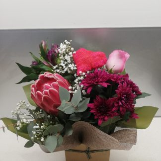 Perth Lock Down Special. Locally grown box of mixed blooms Locally grown mixed bloomsBox of locally grown Mixed Blooms.