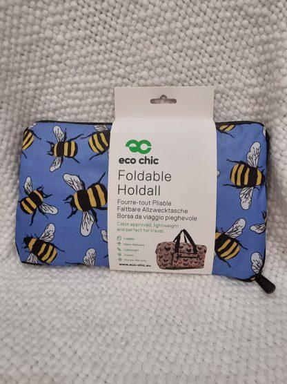 Eco Chic Foldabe Holdal - Bee