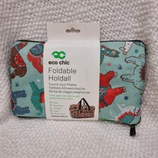 Eco Chic Foldable Holdall- Lamar