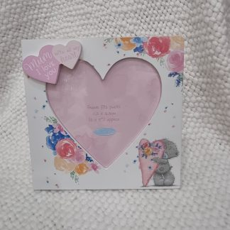 I Love You With All My Heart Mummy. Tatty Teddy Picture Frame